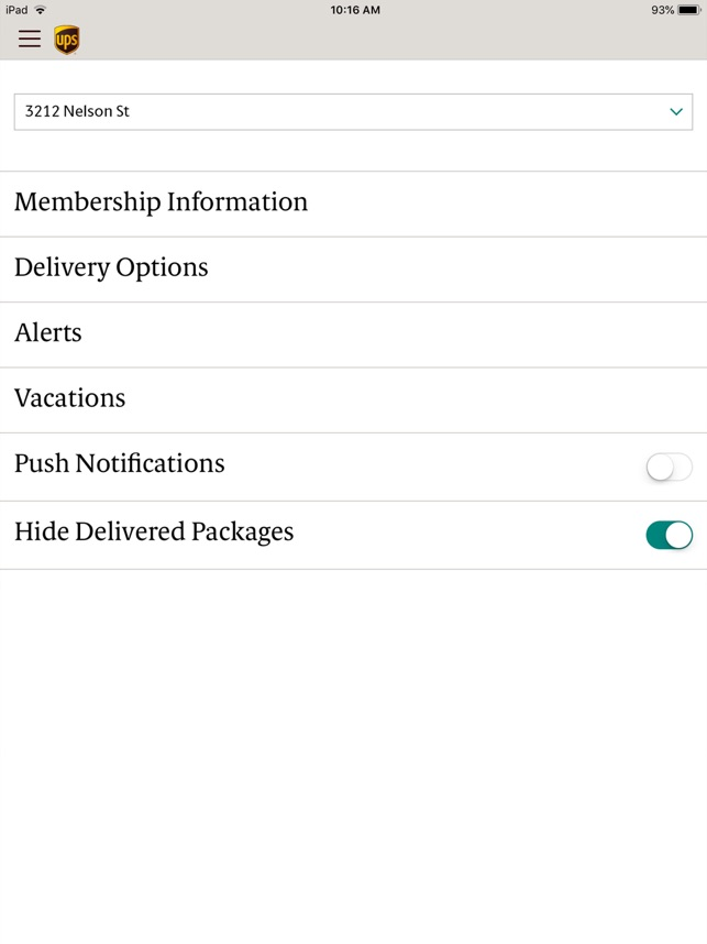 a90cb14a02697  UPS Mobile on the App Store