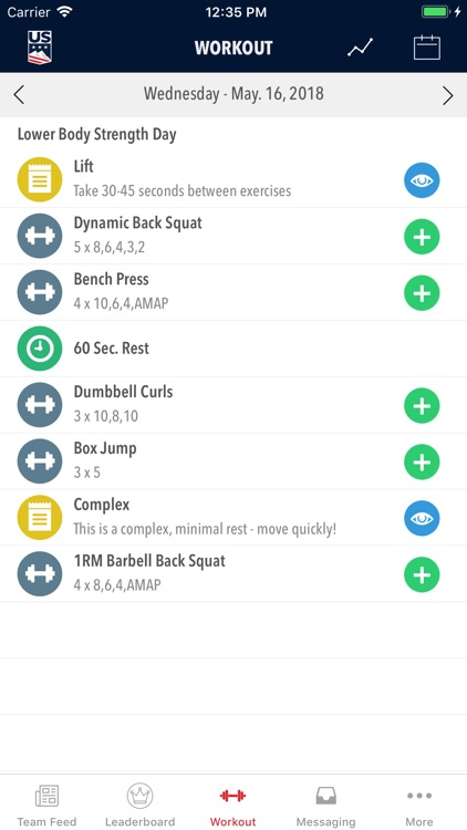 TeamBuildr screenshot-3