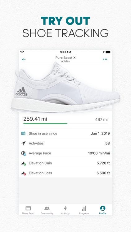 adidas Runtastic Running App screenshot-7