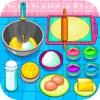 烹饪猫头鹰饼干 - 烹饪游戏