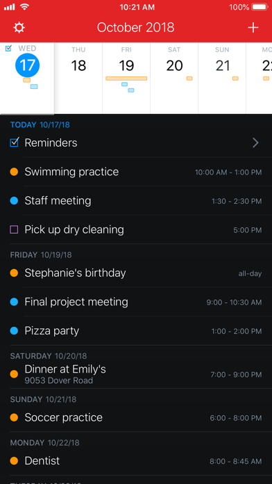 download Fantastical 2 for iPhone apps 2