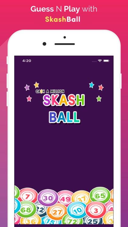 SkashBall - Guess N Play