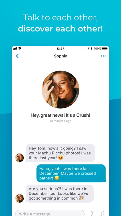 happn — Dating app screenshot-3
