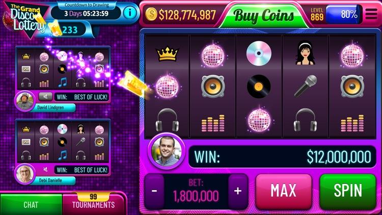 Best Casino Vegas Slots Game screenshot-0