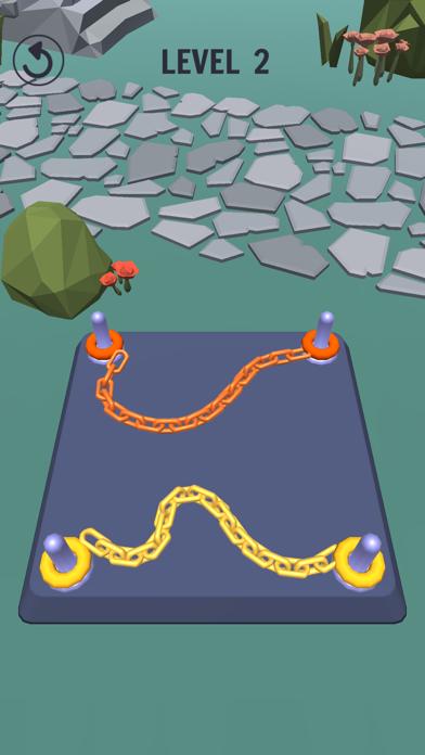 Go Knots 3Dのおすすめ画像5