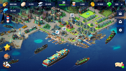 Sea Port: Ships & Trade Tycoon for windows pc