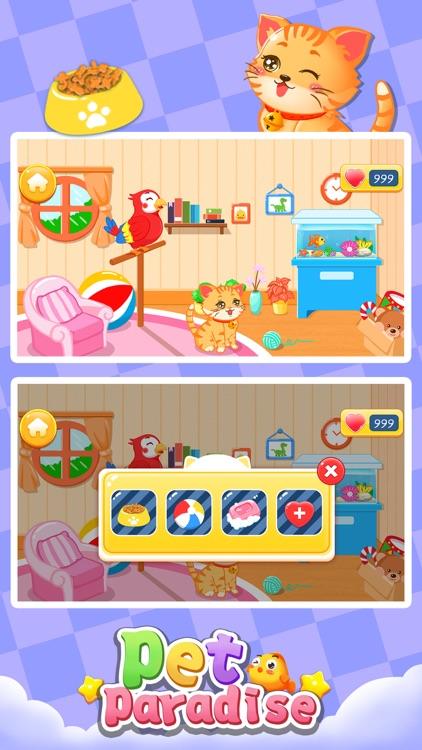 Bella's virtual pet paradise screenshot-4