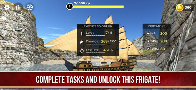 Pirate Ship Sim 3D on the App Store