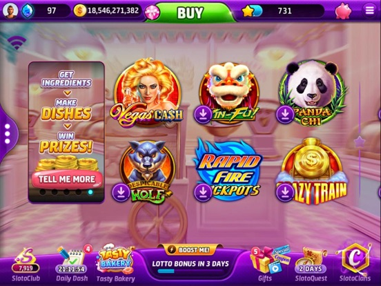 Slotomania™ Vegas Casino Slots - Revenue & Download