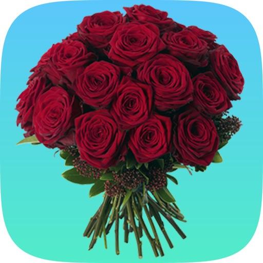 Roses-Flower Bouquet