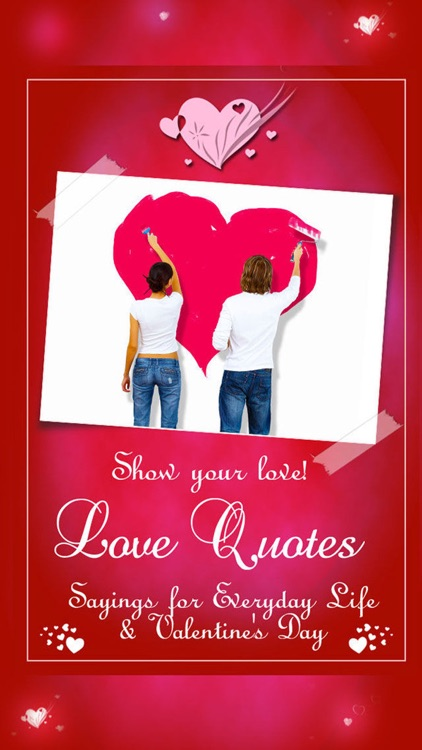 Love Quotes - Sayings