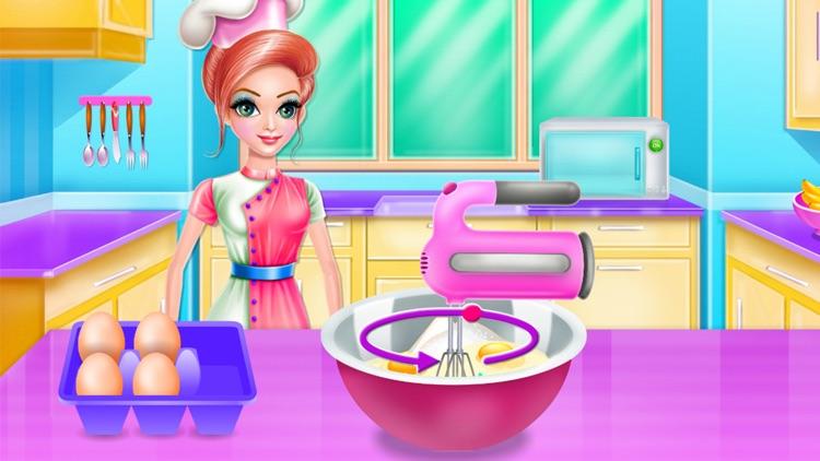 Food Maker - Dessert Recipes screenshot-4