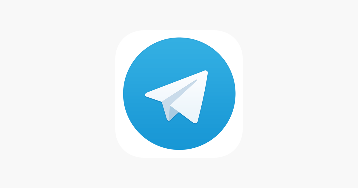 998959ba40f24  Telegram Messenger on the App Store