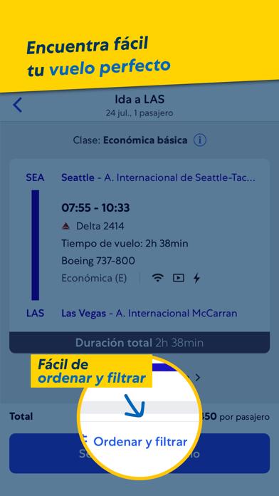 Expedia: hoteles y vuelos