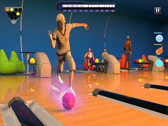 Bowling 3D Pin Strike eSports screenshot #2