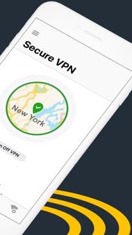 Norton Secure VPN & Proxy VPN iphone images