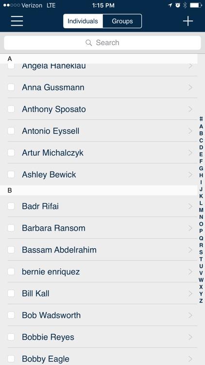 Syniverse Enterprise Messaging screenshot-3
