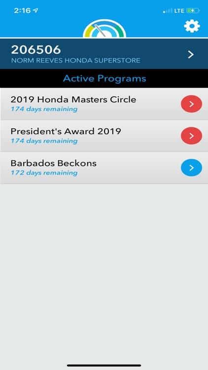 Honda Status