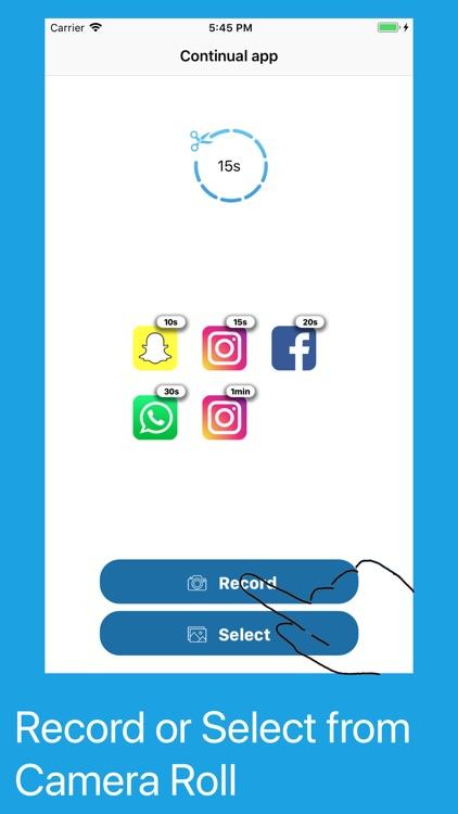 Continual app