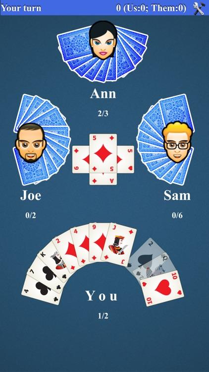 Spades Card Game*