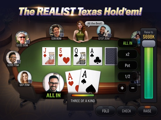 Texas Holdem : House of Poker screenshot 7