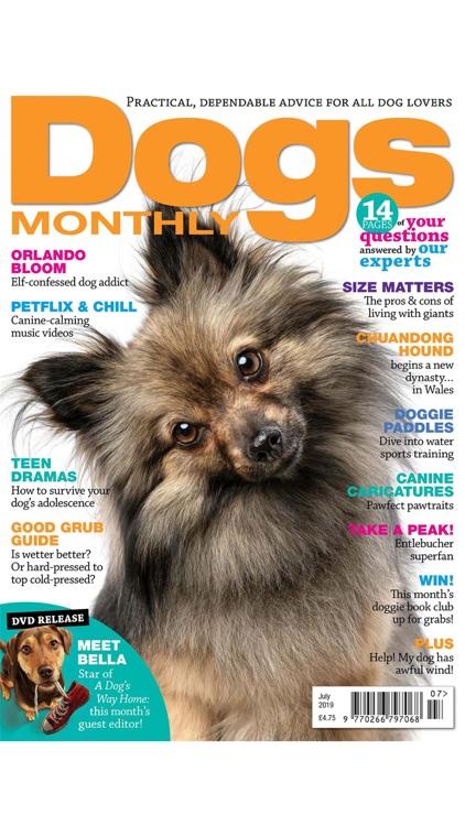 Dogs Monthly Magazine screenshot-8