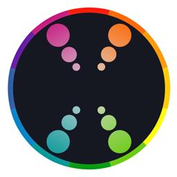 Ícone do app Roda de cores +