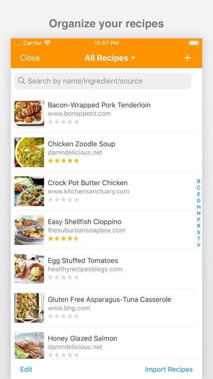 MealBoard screenshot-3