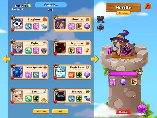 App Shopper: Castle Cats - Idle Hero RPG (Games)