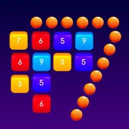 Bouncing Ball - 8 ball game