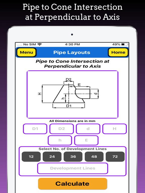 Branch Pipe Layouts Pro screenshot 18