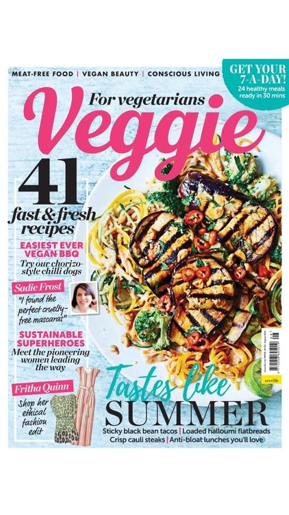 Veggie Magazine screenshot-9