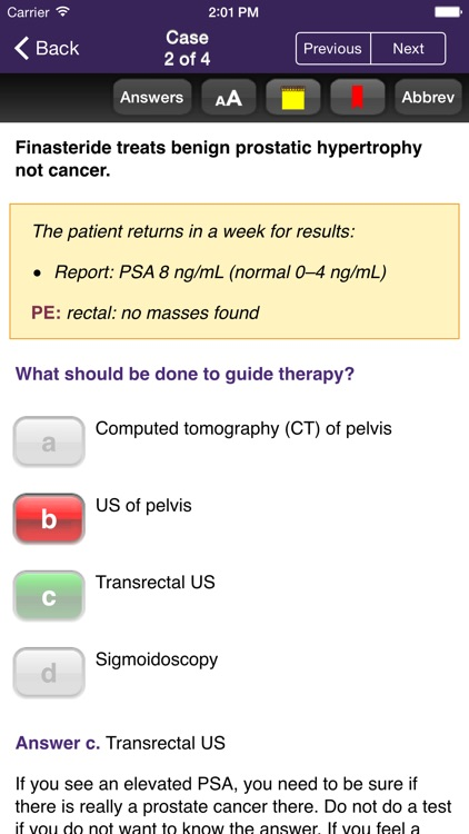 Internal Medicine CCS screenshot-3