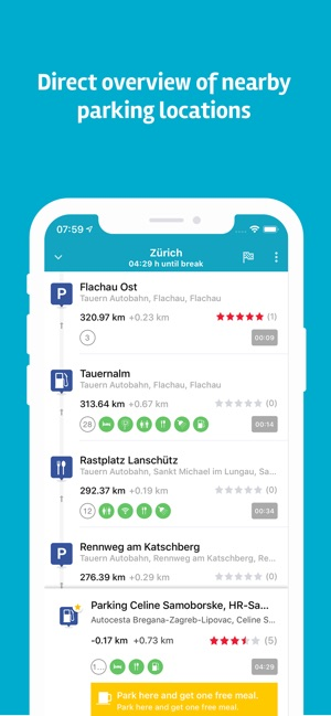 Truck Parking Europe on the App Store