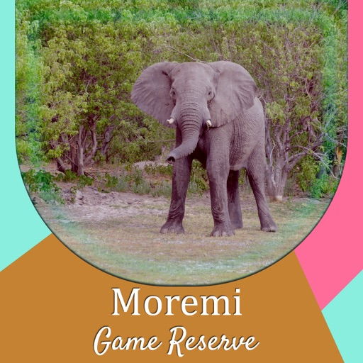 Moremi Game Reserve icon