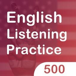 500 English Listening Practice