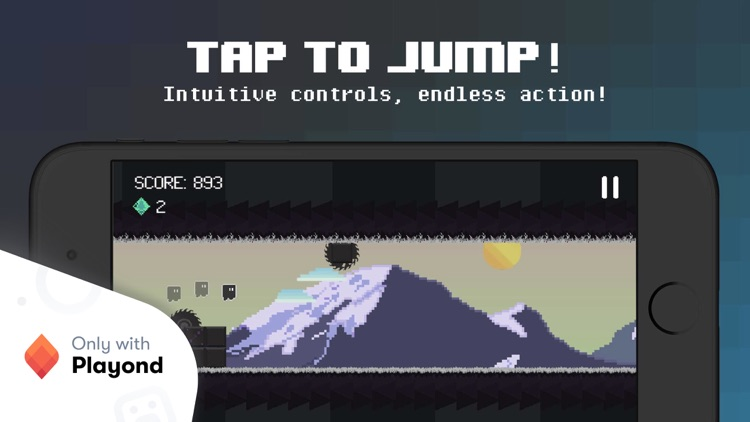 Gravity Dash: Endless Runner screenshot-0