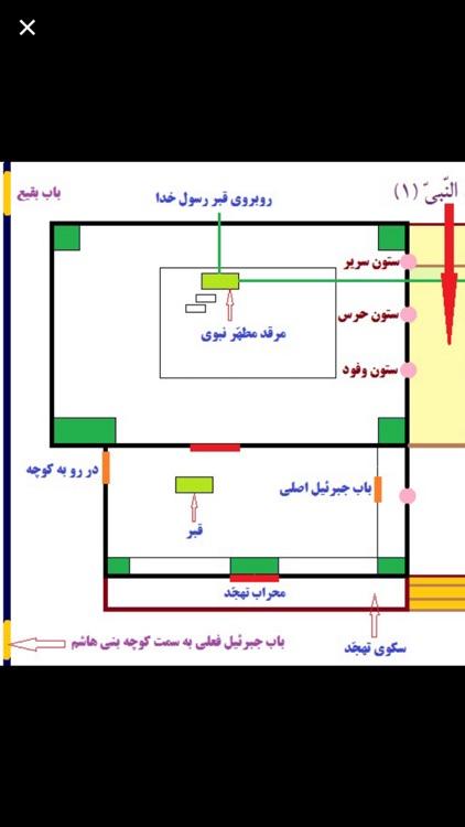Miqat (for Hajj & Umrah deeds) screenshot-5