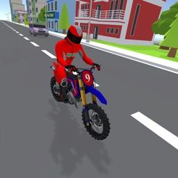 Bike Racing 3D - Solo Bike