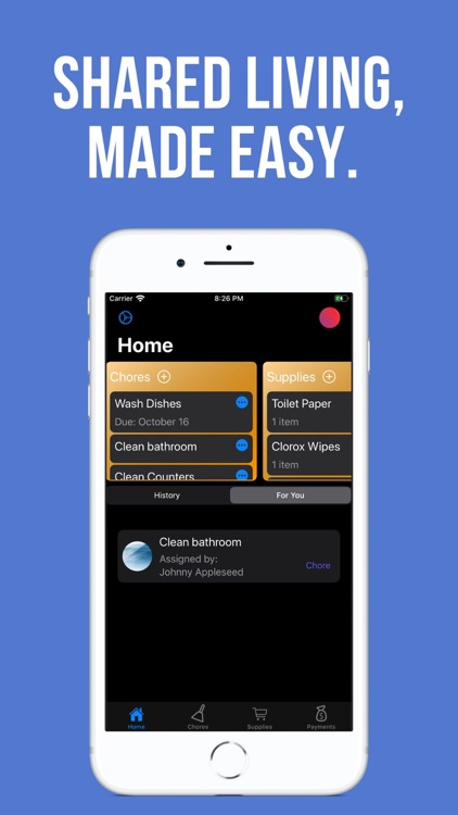 Homely - Shared Task Manager