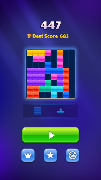 Perfect Block Puzzle screenshot 5