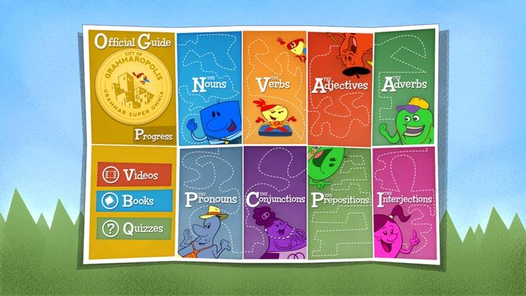 Grammaropolis-Complete Edition screenshot-0