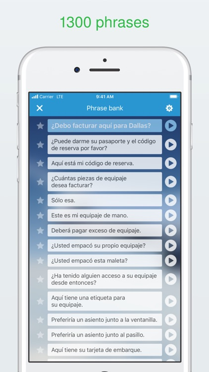 Learn Spanish language basics screenshot-3