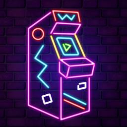 Ícone do app Arcade Watch Games