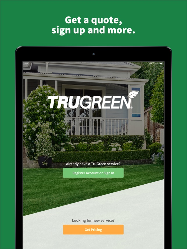 TruGreen on the App Store