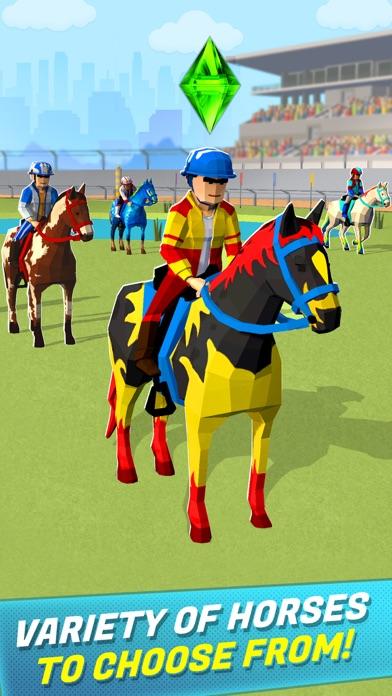 Derby Sim 3D screenshot 2