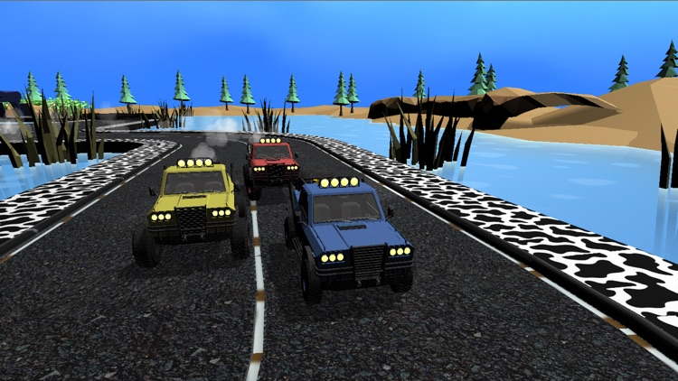 OFFROAD RACING OUTLAWS : GAMES
