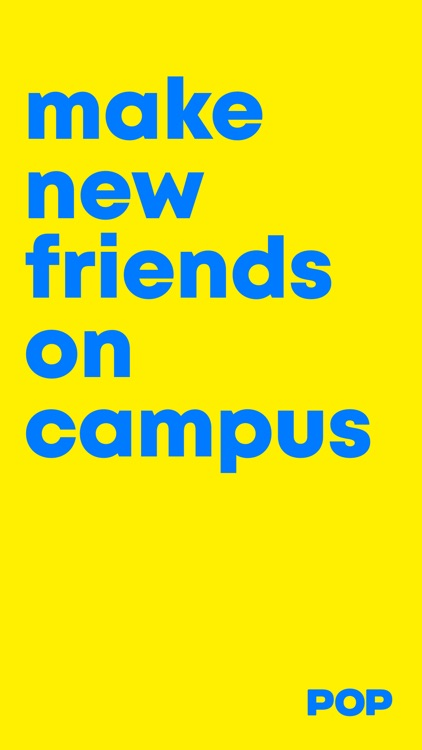 Pop - Campus Stories