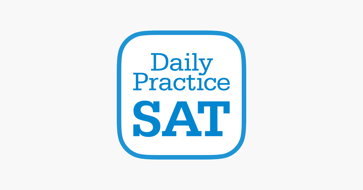 Daily Practice for the SAT® on the App Store