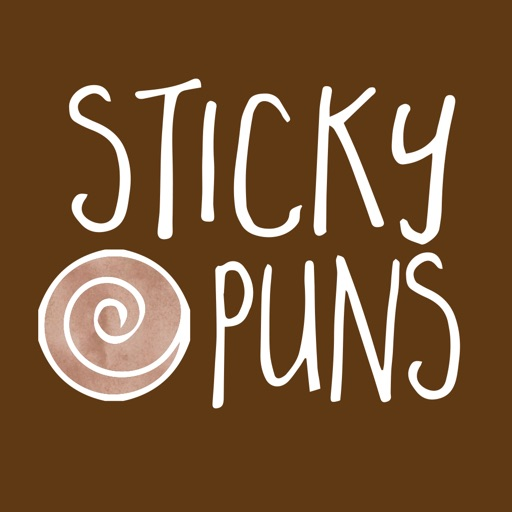 Sticky Puns - Punny stickers